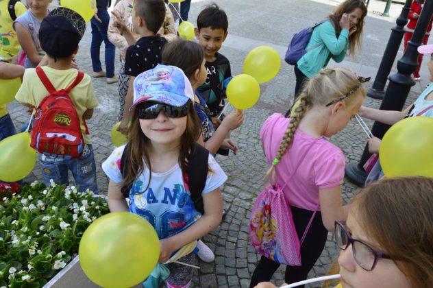 II Żonkilowy Marsz Nadziei w Żarach